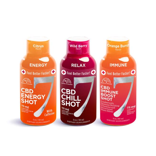 Pur 7 CBD full spectrum hemp oil